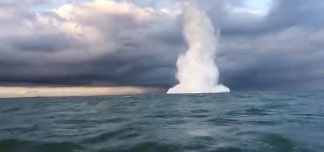 Duitse Defensieminister en marine ruziën over explosieverbod vanwege bruinvissen