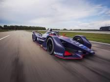 Robin Frijns keert terug in de Formule E
