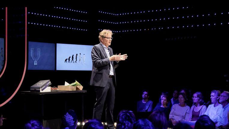 Hoogleraar Renger Witkamp. Beeld Universiteit van Nederland