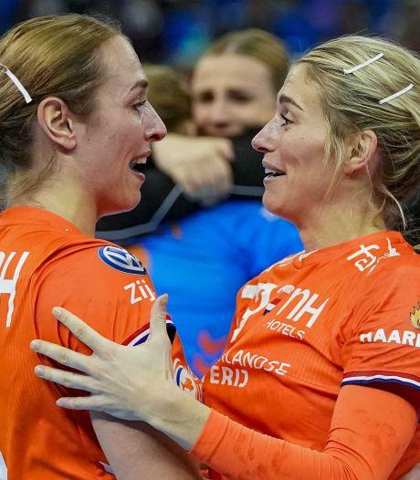 Drie handbalsters Oranje genomineerd voor mondiale prijs