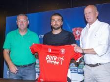 FC Twente-nieuweling Lamprou kent de eredivisie al en is dolblij met z'n rentree