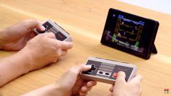 Eindelijk! Nintendo biedt eerste blik op lading nieuwe games en onthult draadloze NES-controller voor Switch