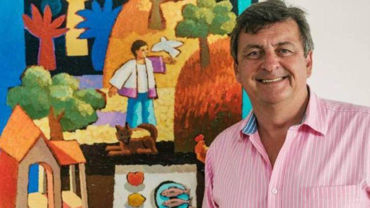 Andrew Barnes, oprichter van Perpetual Guardian.