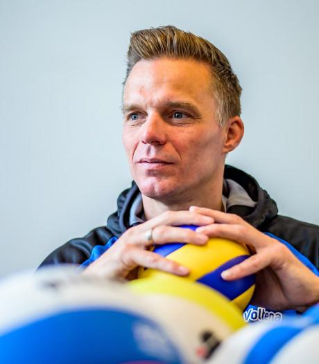 Trainer worden van Voltena komt voor ex-Volley Tilburg-trainer Johan van Vliet als een prachtkans