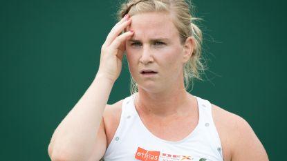 Ysaline Bonaventure plaatst zich voor tweede kwalificatieronde