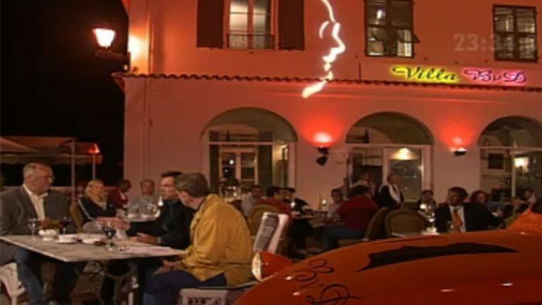 Villa BvD in Frankrijk betekende in 1998 het startschot voor het dagelijkse Barend & Van Dorp, de voorganger van RTL Late Night op RTL4. Beeld null