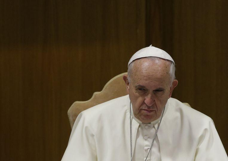 Paus Franciscus Beeld ap