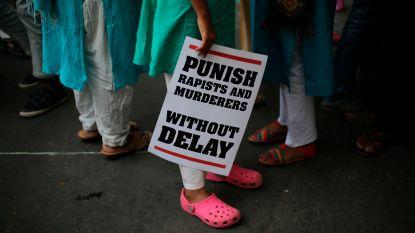 Brutale verkrachting van zevenjarig meisje leidt tot dagenlang protest in India: twee verdachten gearresteerd