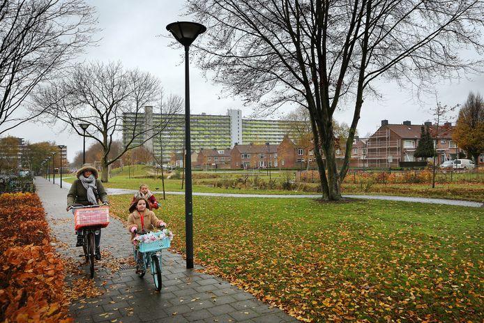 Geeren-Zuid, omgeving Hendrik Berlagestraat.