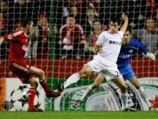Liverpool ging maar één keer de mist in tegen een Nederlandse club