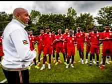 Suriname eert bondscoach Gorré voor prestaties nationale ploeg