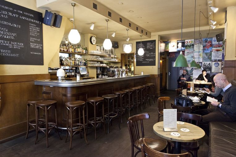 Café de Pels Beeld Roy del Vecchio