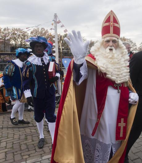 Zo vierde Enschede de intocht van Sinterklaas