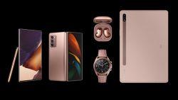 Samsung kondigt Galaxy Note 20, Galaxy Z Flip 2 en Galaxy Buds Live aan
