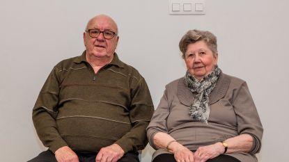 Michel en Marcelle 60 jaar geleden van De Hel naar huwelijksbootje