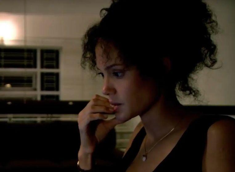"""Een """"zwarte"""" Angelina?"""