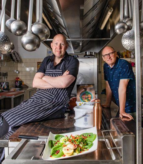 Chef-kok Peter geeft vanuit Loenen geheimen uit een boeddhistische keuken prijs