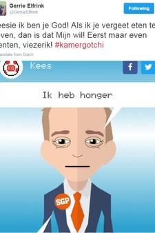 Raad Arnhem neemt afstand van Kamergotchi-tweet wethouder