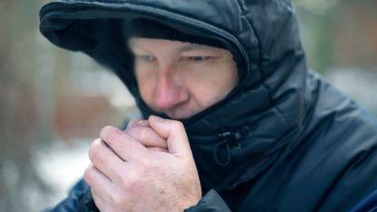 Zó koud is het: in het hoge noorden is het nu warmer dan bij ons