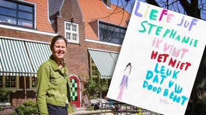 Nederlandse juf Stephanie stapte uit het leven nadat schoolwerk haar te veel werd: op uitvaart liet ze A4'tjes voorlezen om onderwijs te verbeteren