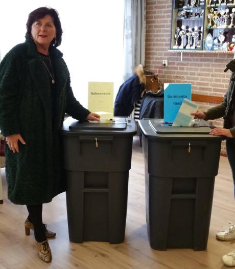 Inge (18) stemt samen met de burgemeester in Klein-Zundert