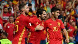 Mag outsider Spanje niet deelnemen aan WK voetbal van volgende zomer?