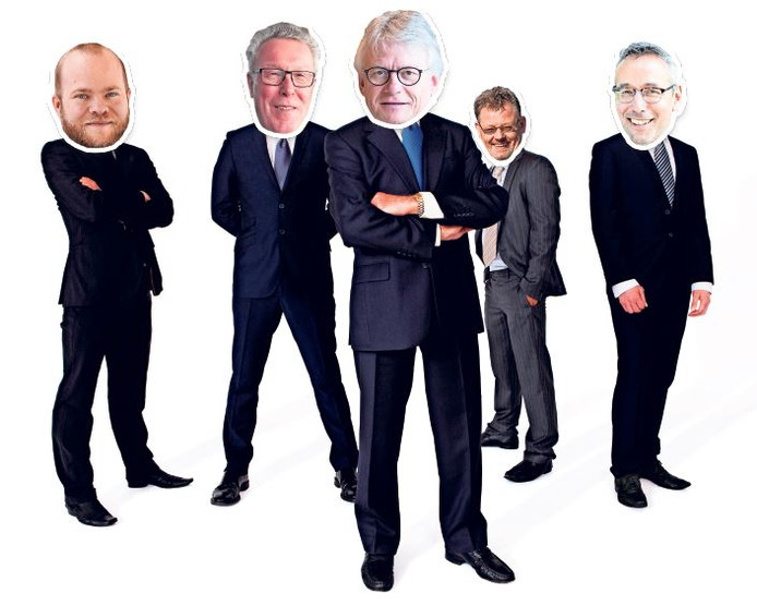 Peter Kerris (PvdA, waarschijnlijk), Jan Markink (VVD), John Berends (commissaris van de Koning), Peter Drenth (CDA) en Jan van der Meer (GroenLinks) zijn al naar voren geschoven voor het nieuwe college van Gelderland. Welke vrouwen komen daar nog bij?