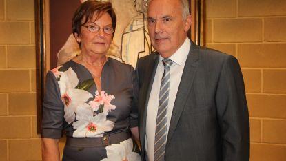Beenhouwers Jan en Simonne zijn 50 jaar getrouwd