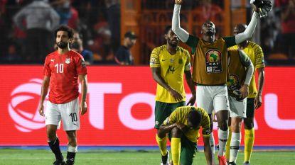 Football Talk (6/7). Zuid-Afrika verrast gastland Egypte en staat in kwartfinale Africa Cup - Nigeria plaatst zich ten koste van Kameroen