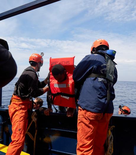 Sea-Watch: 'We weten niet of we überhaupt nog kunnen uitvaren'