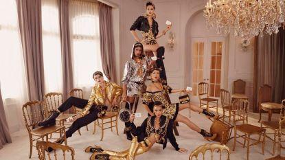 H&M en Moschino onthullen eerste campagnebeelden