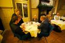Restaurant Nastrium. 'Omdat we nu geen ster hebben, komen gasten op een andere manier bij je binnen.'