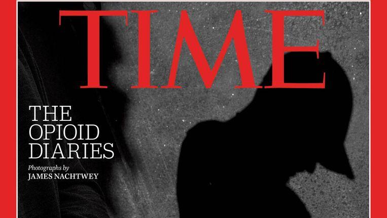 De cover van Time. Beeld null