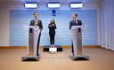 De persconferenties werden door Ludden gewaardeerd: 'Rutte's crisiscommunicatie sprak mij aan'.