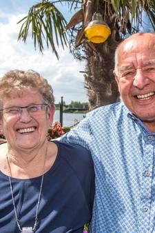 Zwols echtpaar viert 65-jarig huwelijk