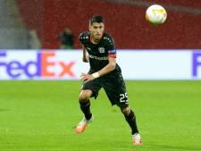 Bosz en Leverkusen drie maanden zonder Palacios door ernstige rugblessure