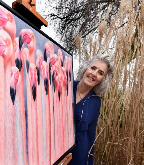 Nieuwerbrugse Nanda Hoep wint Amerikaanse kunstprijs