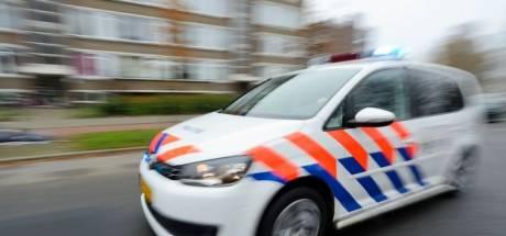 Politie lost waarschuwingsschoten om man in gestolen auto aan te houden