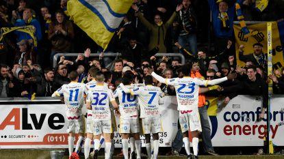 Duo riskeert één jaar stadionverbod na rellen STVV-Union
