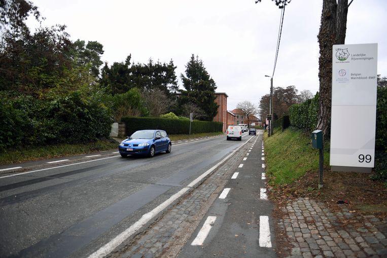 De Waversebaan in Oud-Heverlee.