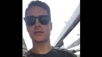 VIDEO: Wat doet Vandoorne voor een Grand Prix? Onze Belgische F1-rijder neemt u in Brazilië een dag mee in zijn spoor