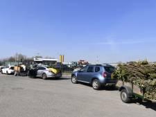 C'est le chaos dans les recyparcs de la région de Charleroi