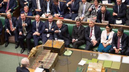 """""""Chloorkip"""": Boris Johnson haalt met vreemde scheldwoorden uit naar oppositieleider Jeremy Corbyn"""
