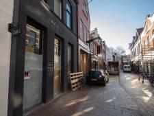 Werk aan de winkel in Haverstraatpassage in Enschede
