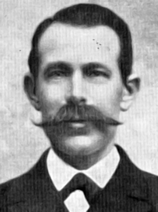 Arie Hougee. In december 1917 geëxecuteerd wegens spionage.