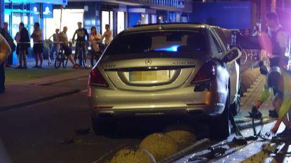 """Wilde achtervolging eindigt op Zeedijk Knokke: """"Autodieven dreigden op agenten in te rijden, daarom is schot gelost"""""""