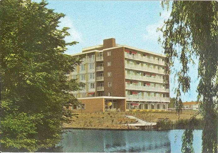Verzorgingshuis IJsselzicht in Doesburg.