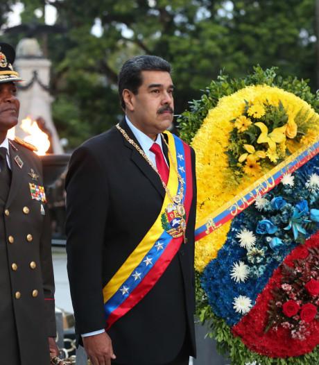 """""""Coup d'État"""" déjoué au Venezuela?"""
