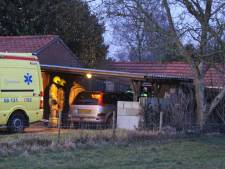 Dode bij woningbrand in Wijchen: 'Brand ontstond enkele dagen geleden'