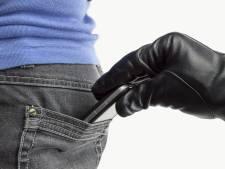 Extreme trilstand gaat smartphones beschermen tegen zakkenrollers